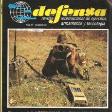 Militaria: REVISTA DEFENSA Nº 229. Lote 27648298