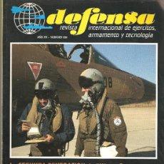 Militaria: REVISTA DEFENSA Nº 228. Lote 27648321