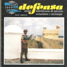 Militaria: REVISTA DEFENSA Nº 225. Lote 27648343