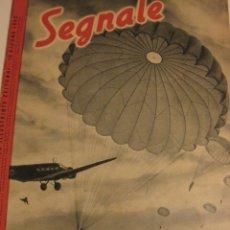 Military - REVISTA II GUERRA MUNDIAL SEGNALE 5/40 SIGNAL ESTADO PERFECTO - 27937321