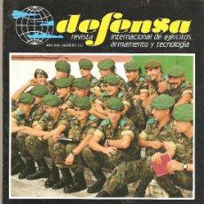 Militaria: REVISTA DEFENSA Nº 192. Lote 38673287