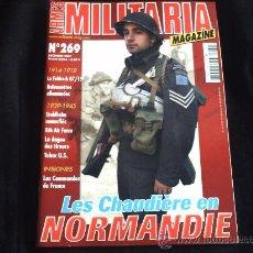 Militaria: MILITARIA MAGAZINE. Lote 29051846
