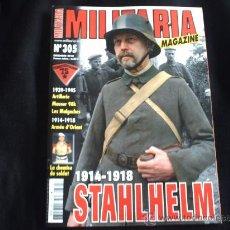 Militaria: MILITARIA MAGAZINE. Lote 29065377