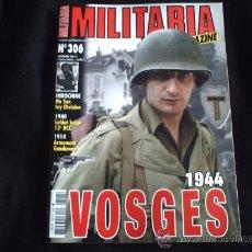 Militaria: MILITARIA MAGAZINE. Lote 29065406