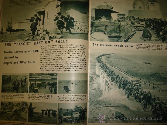 Militaria: WAR IN PICTURES, REVISTA INGLESA MILITAR, SEGUNDA GUERRA MUNDIAL - Foto 9 - 29431326