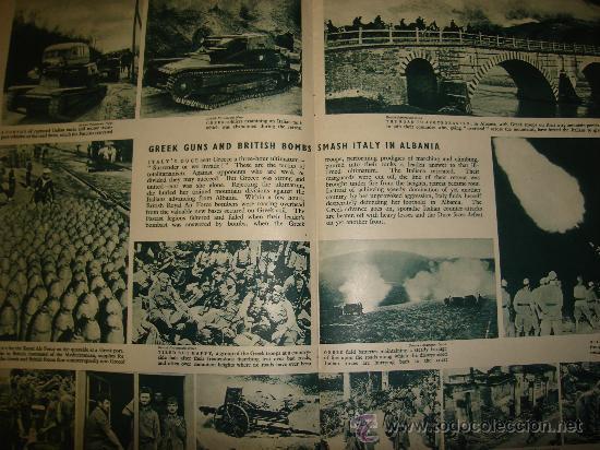 Militaria: WAR IN PICTURES, REVISTA INGLESA MILITAR, SEGUNDA GUERRA MUNDIAL - Foto 5 - 29431326