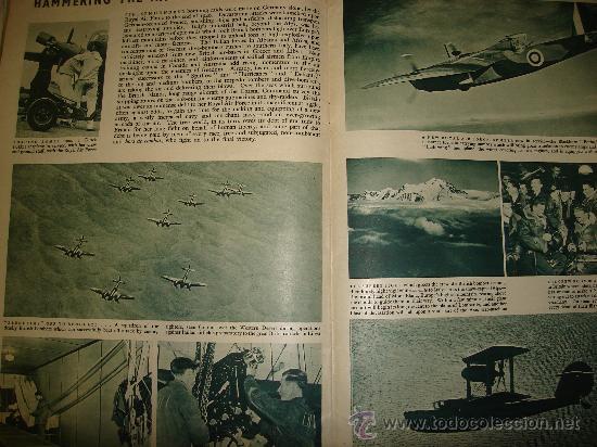 Militaria: WAR IN PICTURES, REVISTA INGLESA MILITAR, SEGUNDA GUERRA MUNDIAL - Foto 3 - 29431326