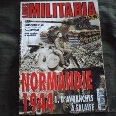 Militaria: ARMES MILITARIA Nº62. Lote 30066640