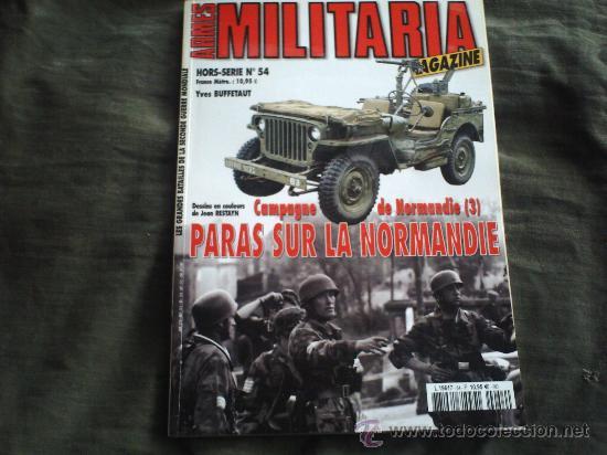ARMES MILITARIA Nº54 (Militar - Revistas y Periódicos Militares)