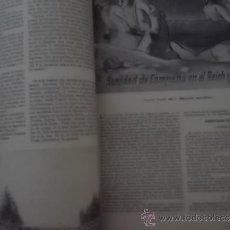 Militaria: REVISTA EJERCITO II GUERRA MUNDIAL TOMO ENCUADERNADO AÑO 1942 II GUERRA MUNDIAL . Lote 31747868