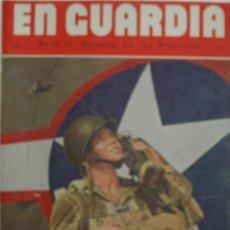 Militaria: EN GUARDIA. PARA LA DEFENSA DE LAS AMERICAS. AÑO 3 Nº 3. Lote 32608669
