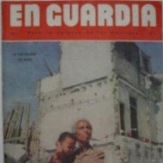 Militaria: EN GUARDIA. PARA LA DEFENSA DE LAS AMERICAS. AÑO 3. Nº 6. Lote 32608693