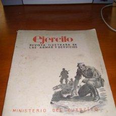 Militaria: 1946, REVISTA ILUSTRADA DE LAS ARMAS Y SERVICIOS, MINISTERIO DEL EJERCITO, DICIEMBRE1946.. Lote 32686856