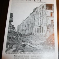 Militaria: THE SPHERE - 21 / OCTUBRE / 1944 - EN INGLÉS. Lote 32704791