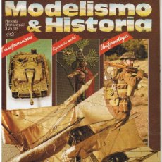Militaria: MODELISMO & HISTORIA Nº 42.. Lote 32762158