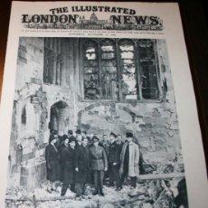 Militaria: THE ILLUSTRATED LONDON NEWS - 23/ NOVIEMBRE / 1940 - EN INGLÉS. Lote 32800786
