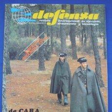 Militaria: EXTRA Nº 2 DE LA REVISTA DEFENSA- ESPECIAL GUARDIA CIVIL. Lote 33436944
