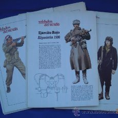 Militaria: CONTRAPORTADAS ENCICLOPEDIA GUERRAS EN LA PAZ. Lote 34067774