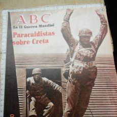 Militaria: MILITAR ALEMANIA: ABC 18 II GUERRA MUNDIAL FOTOS COLECCIONISMO LJ.BE . Lote 34293128