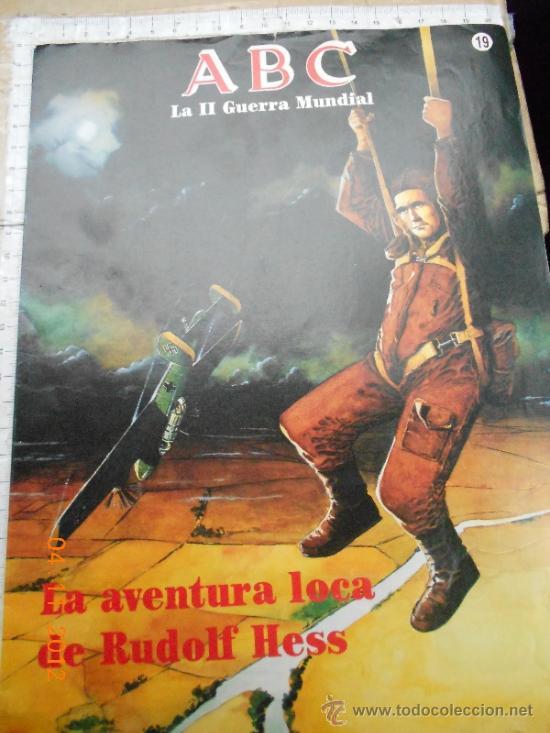 MILITAR ALEMANIA: ABC 19 II GUERRA MUNDIAL FOTOS COLECCIONISMO LJ.BE (Militar - Revistas y Periódicos Militares)