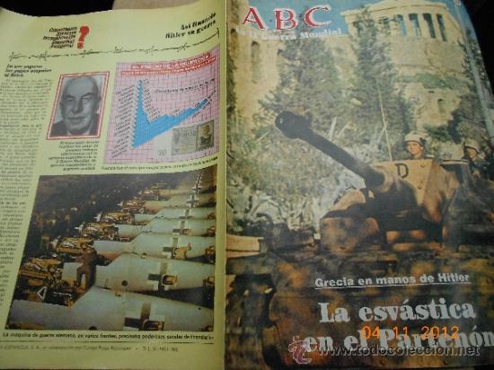 Militaria: militar alemania: abc 17 II guerra mundial fotos coleccionismo lj.be - Foto 3 - 34293073
