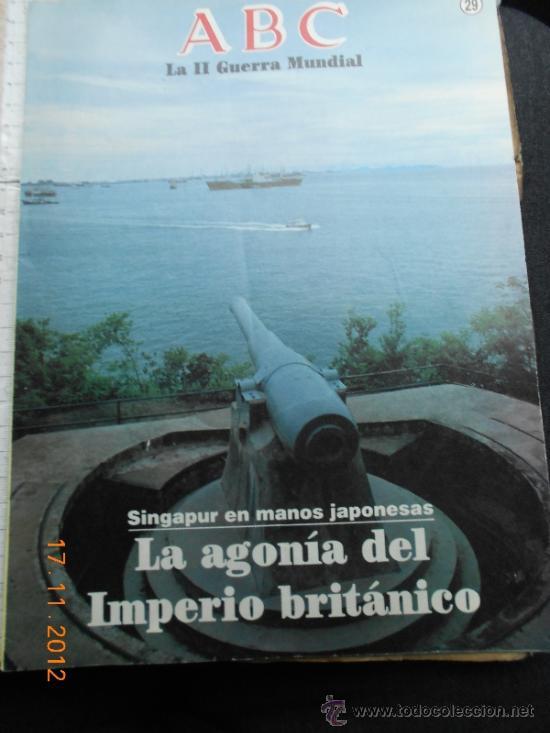 MILITAR ALEMANIA: ABC 29 II GUERRA MUNDIAL FOTOS COLECCIONISMO LJ.BE (Militar - Revistas y Periódicos Militares)