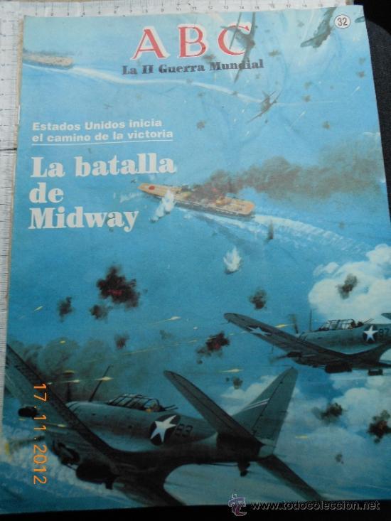 MILITAR ALEMANIA: ABC 32 II GUERRA MUNDIAL FOTOS COLECCIONISMO LJ.BE (Militar - Revistas y Periódicos Militares)