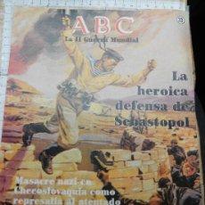 Militaria: MILITAR ALEMANIA: ABC 33 II GUERRA MUNDIAL FOTOS COLECCIONISMO LJ.BE . Lote 34293586