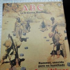 Militaria: MILITAR ALEMANIA: ABC 41 II GUERRA MUNDIAL FOTOS COLECCIONISMO LJ.BE . Lote 34295373