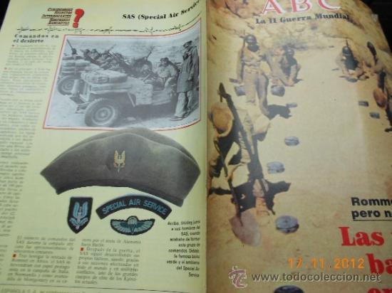 Militaria: militar alemania: abc 41 II guerra mundial fotos coleccionismo lj.be - Foto 5 - 34295373