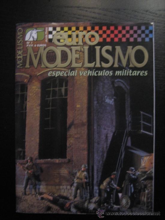 Militaria: lote revistas Euromodelismo - Foto 2 - 35295574