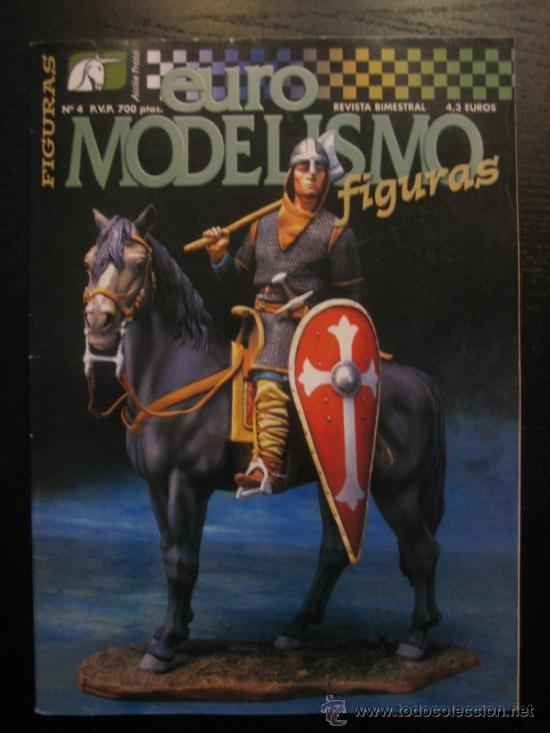 Militaria: lote revistas Euromodelismo - Foto 4 - 35295574