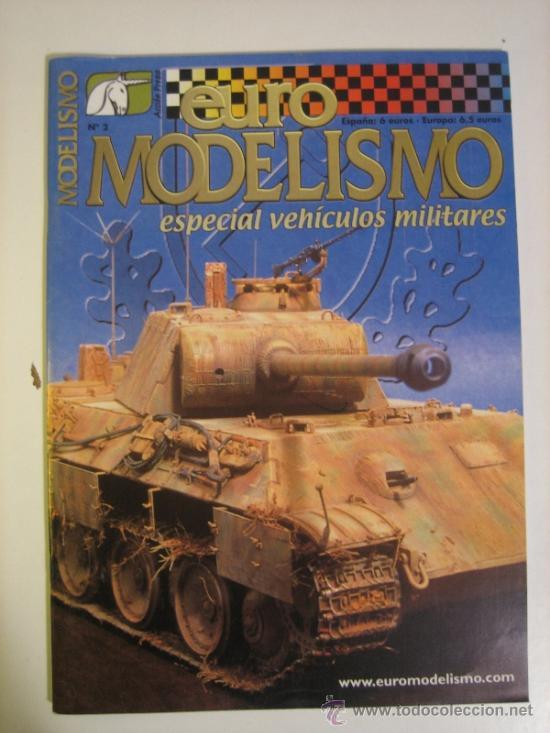 Militaria: lote revistas Euromodelismo - Foto 8 - 35295574