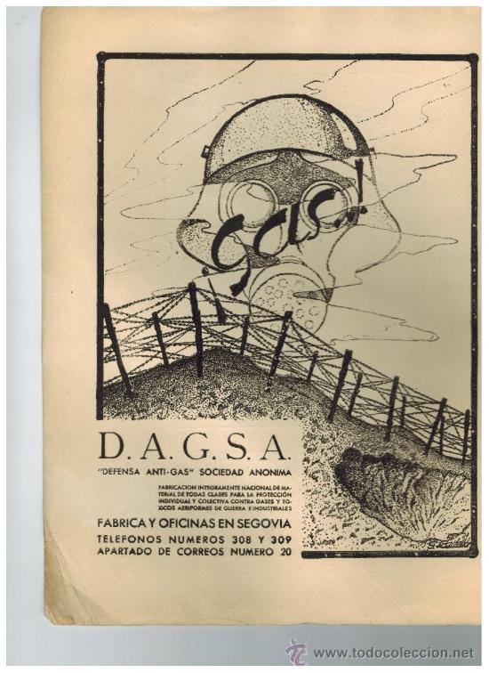 REVISTA.AÑO 1944.EJERCITO.ARMAS.CONVOY SOS.MINAS.DAGSA.SEGOVIA.DEFENSA ANTICARROS.ACORAZADA. (Militar - Revistas y Periódicos Militares)