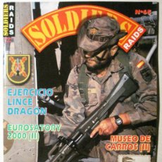Militaria: SOLDIERS - REVISTA Nº 65. Lote 36778124