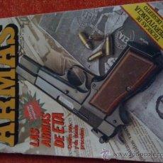 Militaria: REVISTA ARMAS N 57 - 78 PAGINAS A TODO COLOR, . Lote 36859064