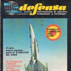Militaria: DEFENSA EXTRA Nº 3 , ESPECIAL EJERCITO DEL AIRE. Lote 37014886