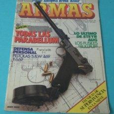 Militaria: ARMAS Nº 58 1987. Lote 37499955