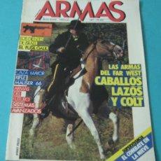 Militaria: ARMAS Nº 62 1987. Lote 37499973