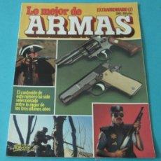 Militaria: LO MEJOR DE ARMAS. EXTRAORDINARIO I. 1985. Lote 37499998
