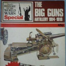 Militaria: REVISTA MILITAR INGLESA ARTILLERIA 1914-18.. Lote 37637765