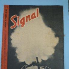Militaria: SIGNAL OCTUBRE 1942. Lote 37662380