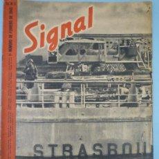 Militaria: SIGNAL FEBRERO 1943. Lote 37662448