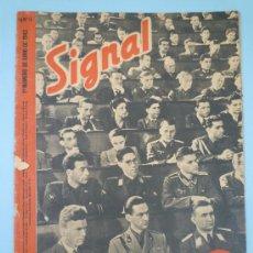 Militaria: SIGNAL JUNIO 1942. Lote 37662660