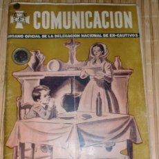Militaria: REVISTA COMUNICACION DE EXCAUTIVOS. Lote 37717763