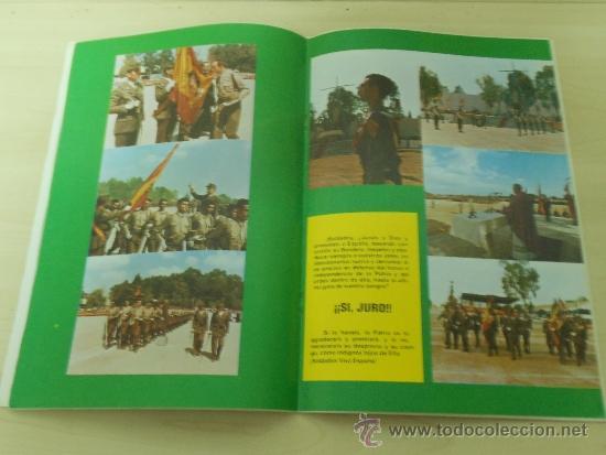 Militaria: REVISTA REBASA CIR 8 . 2ºLLAMAMIENTO - REEMPLAZO 1977-ABRIL78 - Foto 2 - 37790053