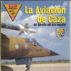 Militaria: REVISTA DEFENSA EXTRA 51 LA AVIACION CAZA EJERCITO ESPAÑOL 1998. Lote 37849951
