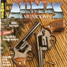 Militaria: REVISTA ARMAS Y MUNICIONES.NUMERO 56. Lote 38193678