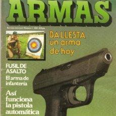 Militaria: REVISTA ARMAS --FASCICULO 2---1982. Lote 38196004
