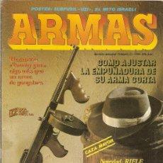 Militaria: REVISTA ARMAS --FASCICULO 21--1984. Lote 38196262